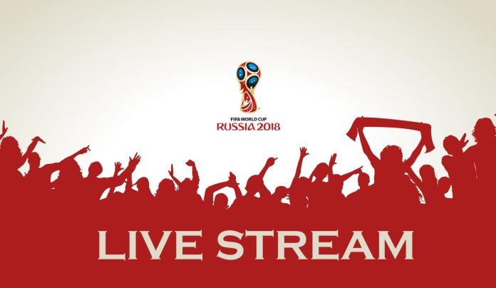 FIFA World Cup 2018 Live Stream 1