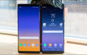 Skipping Galaxy Note 9