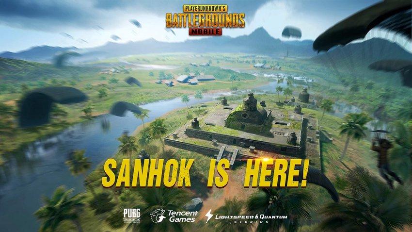 PUBG SANHOK Map Updated 0.8.0 3