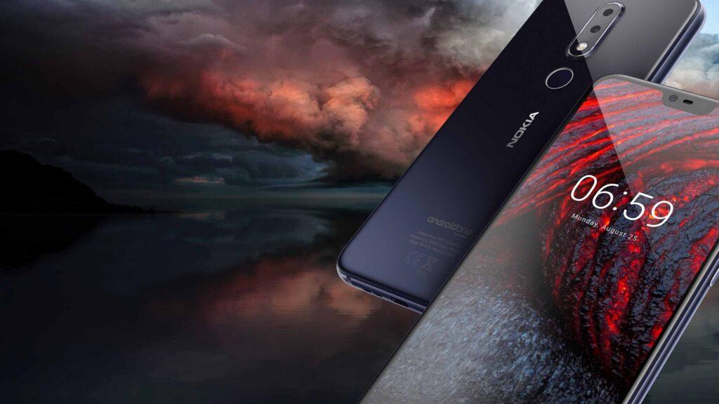 Nokia 6.1 plus Price in Nepal 1