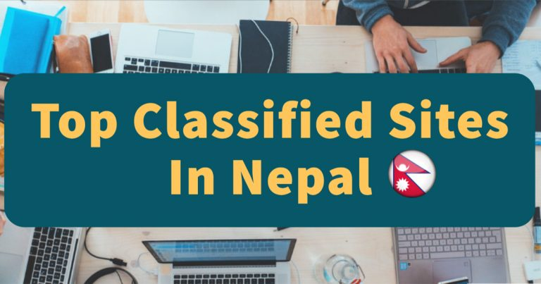 Top Classified Sites In Nepal