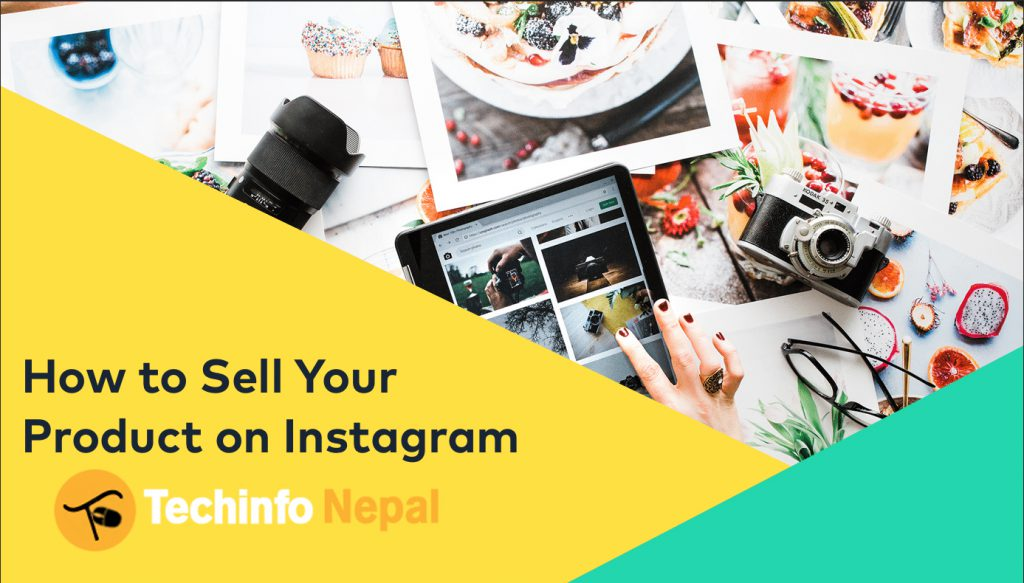 Selling Product on Instagram like Pro 3