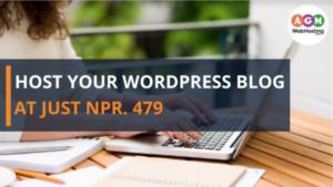 Host Your WordPress Blog at Just NPR.479 2