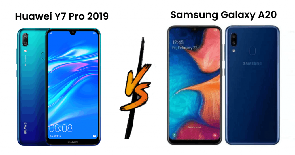 Huawei Y7 Pro 2019 vs Samsung Galaxy A20 | Which one is Better? 2