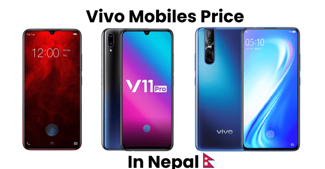Vivo Mobile Proce in Nepal