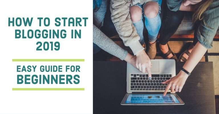 How to Start Blogging in 2019 – Easy Guide for Beginners techinfo nepal