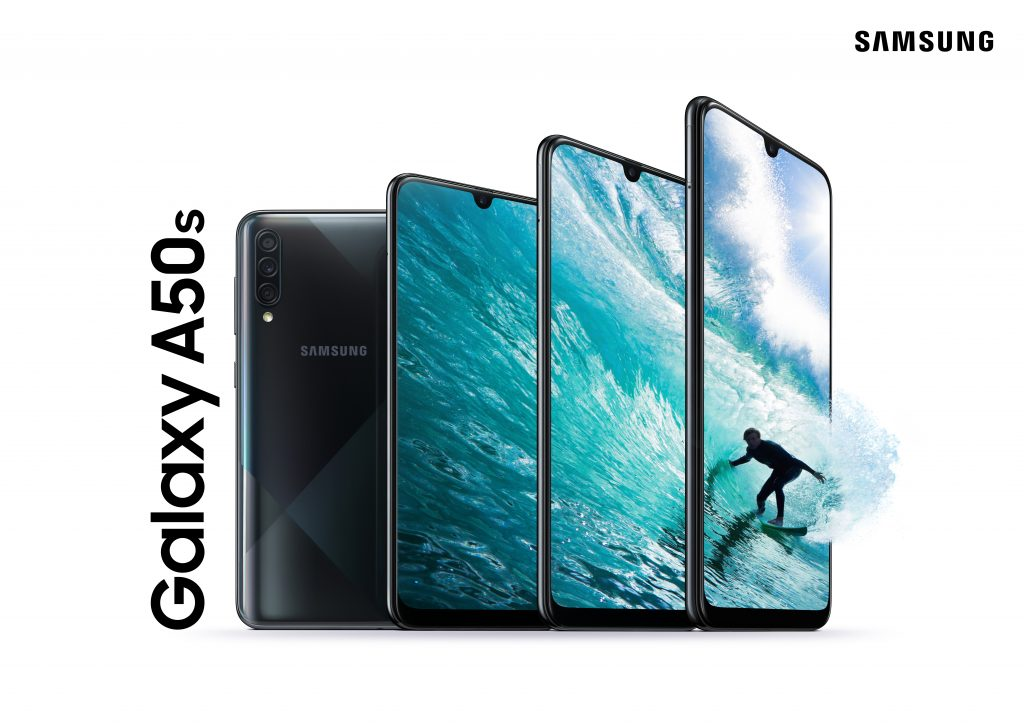 Samsung Galaxy A50s  Review, Specification, and price in Nepal 1