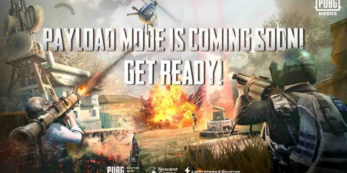 PUBG Mobile Payload Mode Arriving on 23rd October 1