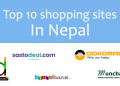 online shopping sites in Nepal