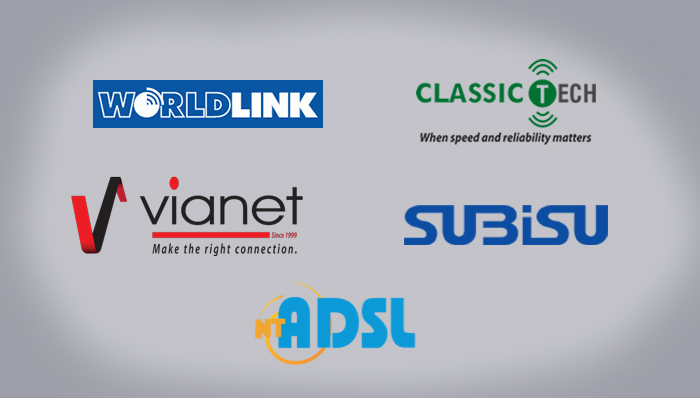 Internet service providers in Nepal
