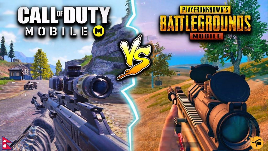 COD VS PUBG|Mobile|Will the COD: Mobile surpass PUBG: Mobile?