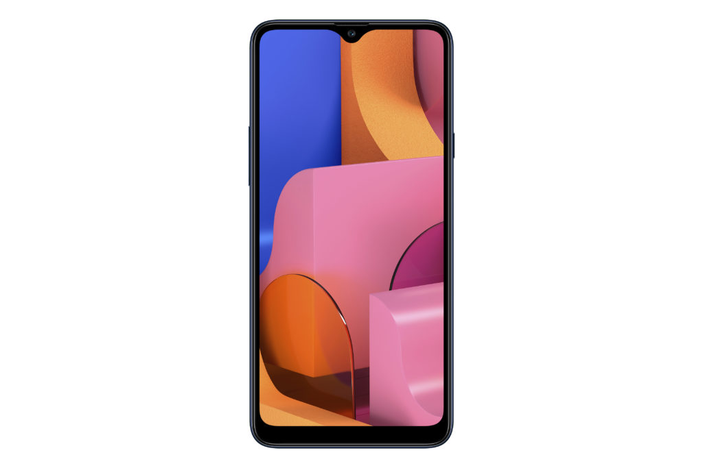 Samsung Launches Galaxy A20s with Triple Rear Camera & Sleek Design 1
