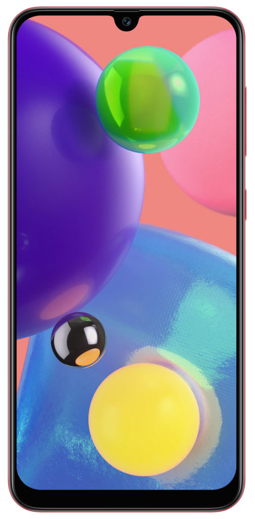 Capture, Connect and Conquer with the All-New Samsung Galaxy A70s 4