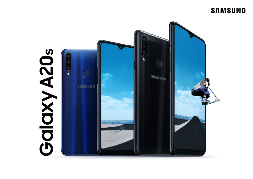 Capture, Connect and Conquer with the All-New Samsung Galaxy A70s 3
