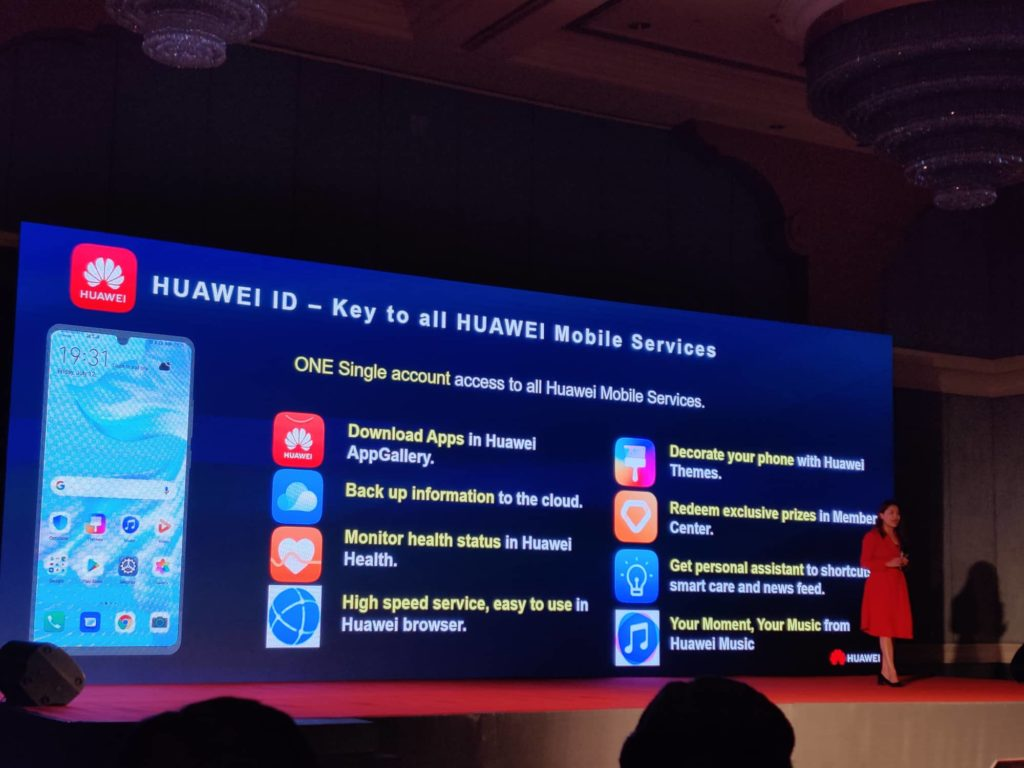 Good News! Huawei launches 6 New Products in Nepal - A New Era of HMS 1