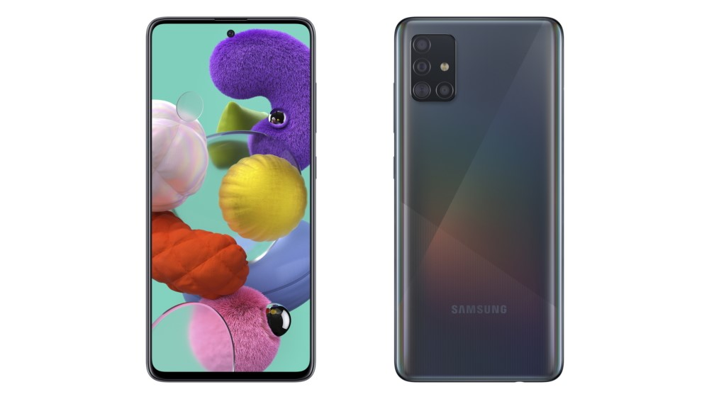 Samsung Announces New Galaxy A71 and Galaxy A51 in Nepal 2