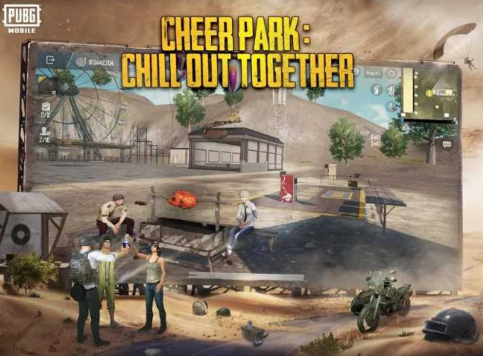 PUBG-Mobile-Global-Update-0.18.0-comes-with-Mad-Miramar-Canted-Sight-Cheer-Park