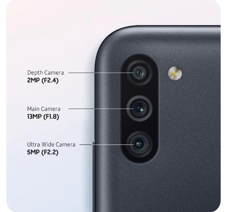 Samsung Galaxy M11 Price in Camera