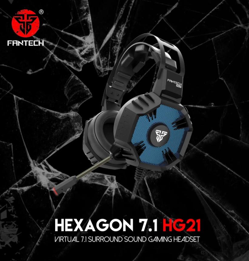 Fantech Best Gaming Accessories in Nepal 2020 Fantech HG21 Headphones