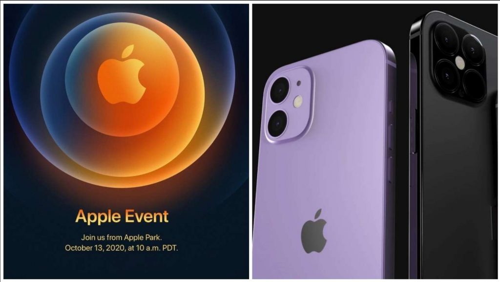 iPhone 12 Launch Event Set for October 13 1