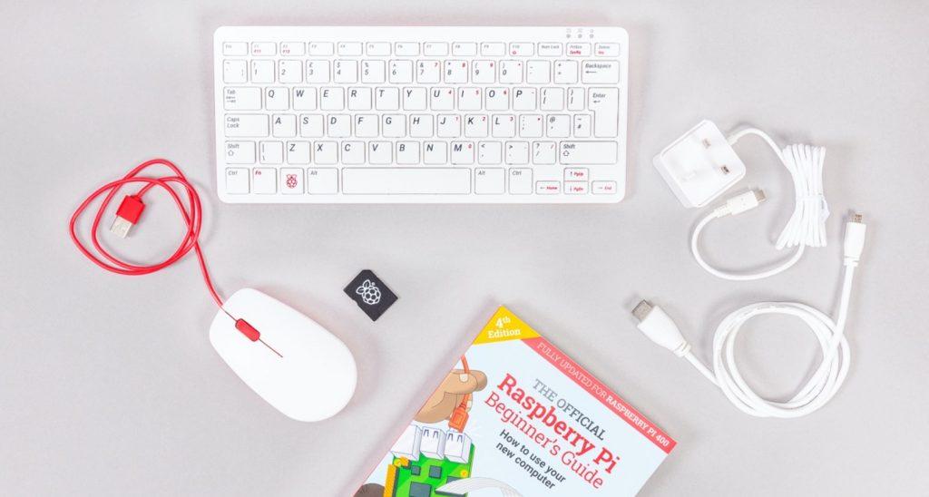 Raspberry Pi 400 $70 Sleek Keyboard Computer