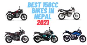 Best 150cc Bikes in Nepal 2021 (Price, Mileage & All details)