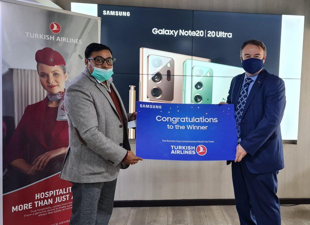 Samsung Finally Announces Lucky Draw Winners  2021