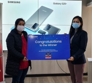 Samsung Finally Announces Lucky Draw Winners