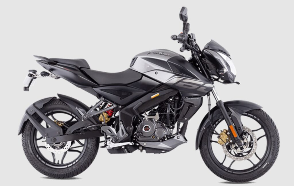 Best 160 cc Bikes in Nepal ns160 abs
