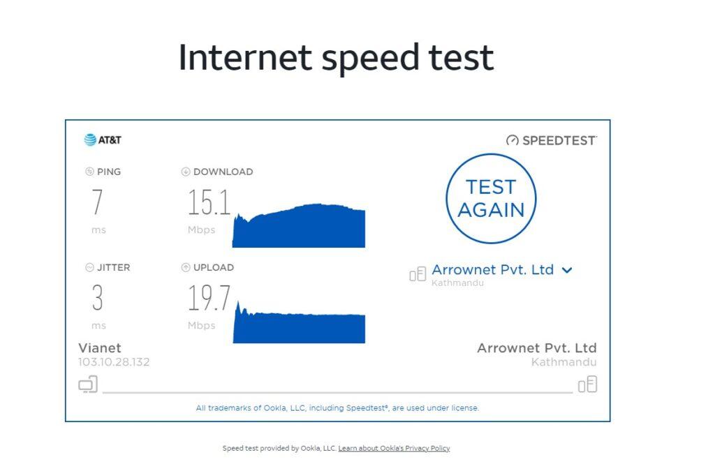 Top 6 Best Free Internet Speed Test Sites 5