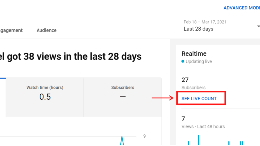 Learn How YouTube Real-Time Subscriber Count Works 3