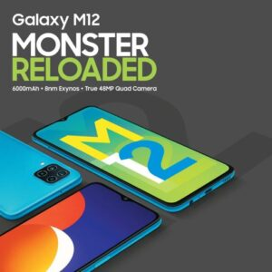 Samsung Galaxy M12 Price In Nepal and Samsung Galaxy M12 Specification Easy Tutorial