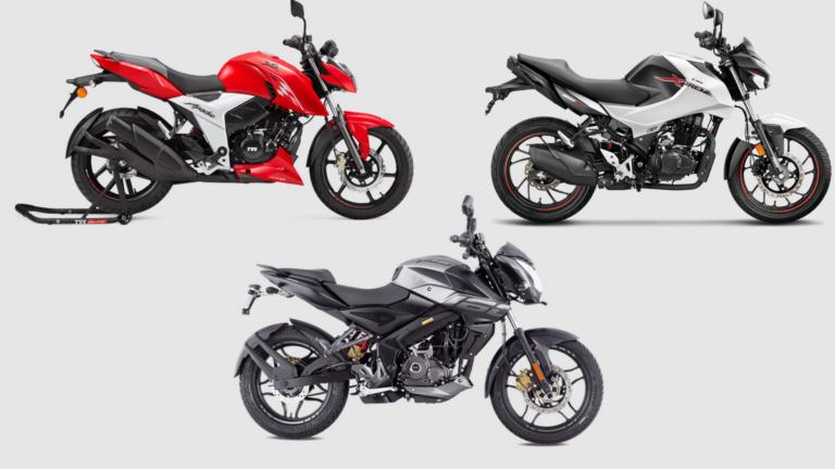 Top 3 Best 160 cc Bikes in Nepal