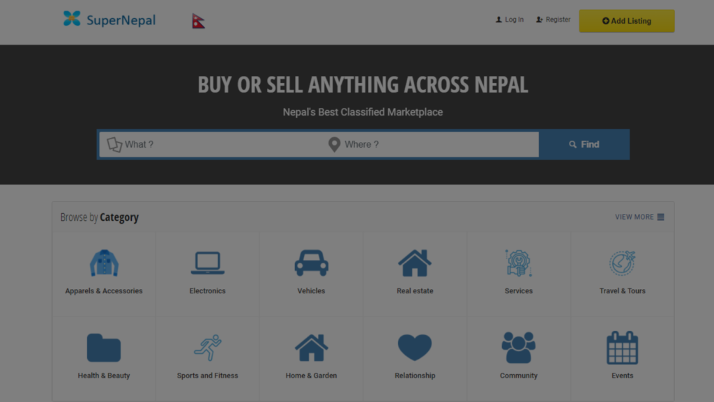 Top Classified Sites In Nepal 2021 5