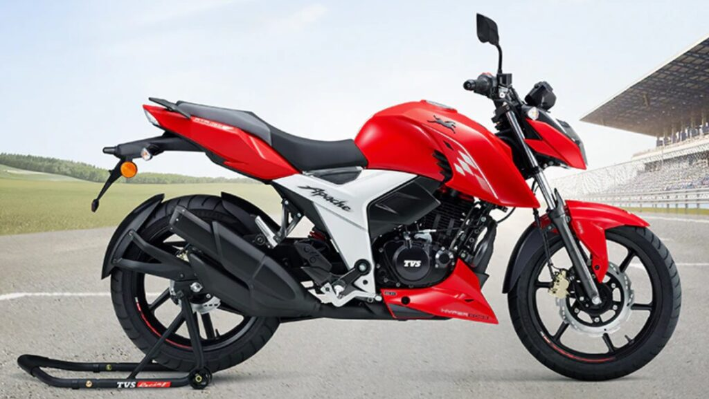 Read this article before you buy RTR 160 4v in Nepal Outstanding build quality