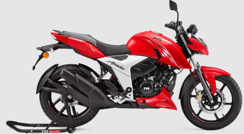 TVS Bike Price in Nepal RTR 160 4V Refresh with Smart Xonnect Price In Nepal