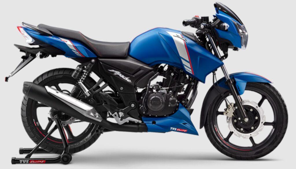 TVS Bike Price in Nepal TVS RTR 160 2V Price In Nepal