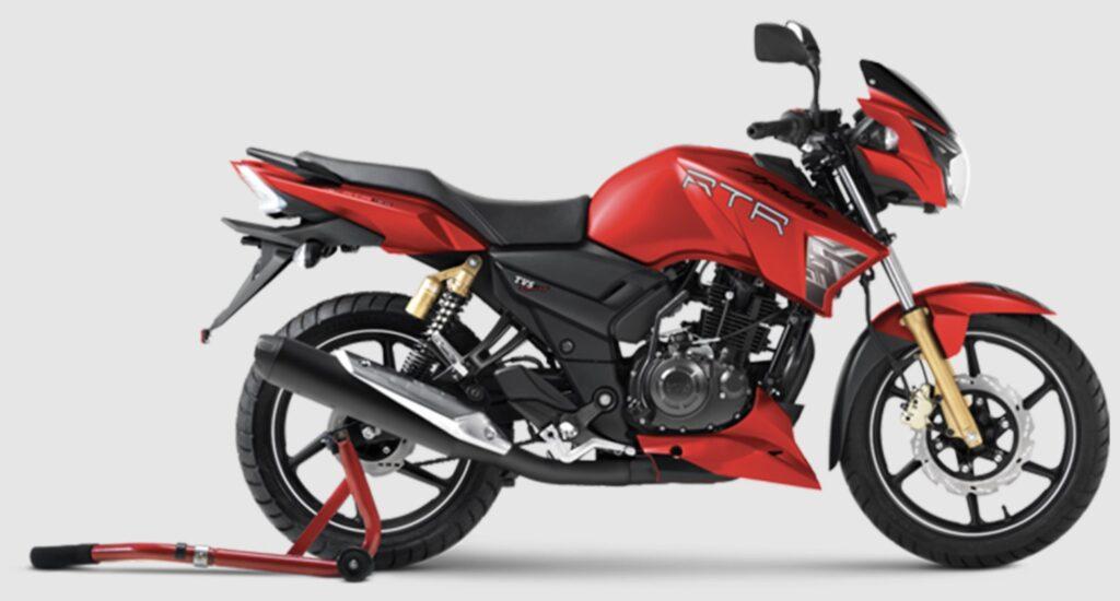 TVS Bike Price in Nepal TVS RTR 180 2V Price In Nepal