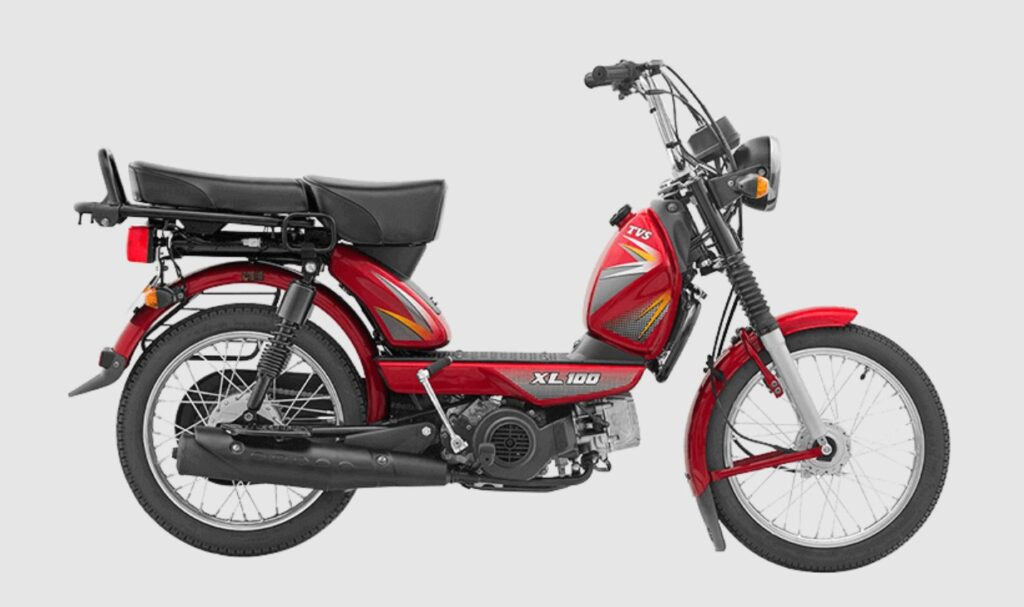 TVS Bike Price in Nepal TVS Xl 100 Price In Nepal