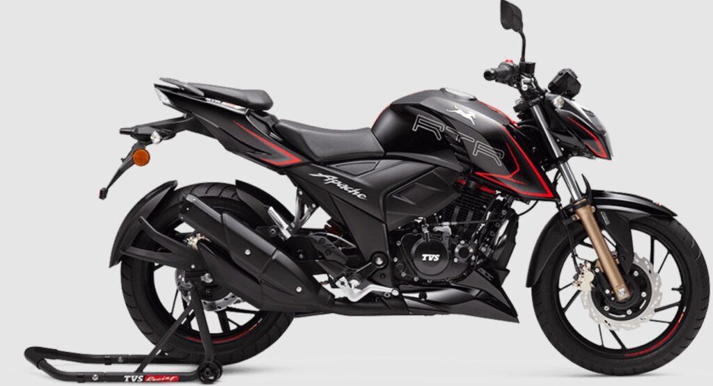TVS Bike Price in RTR 200 4V ABS Price In Nepal